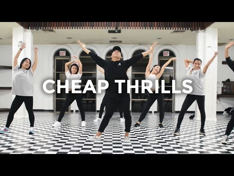 Sia Feat. Sean Paul - Cheap Thrills Dance...