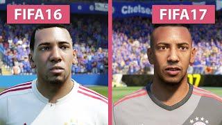 FIFA 16 vs. FIFA 17 Demo – Ignite vs Frostbite Engine Graphics Comparison on PS4