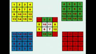 Magic Squares by Brian Hadley