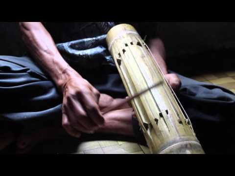 Talempong Botuang - Bamboo Tube Zither of West Sumatra