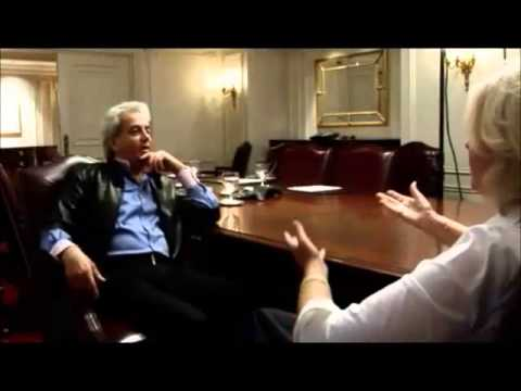 Benny Hinn interview