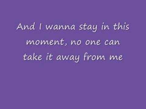 In This Moment by David Archuleta w/ Lyrics