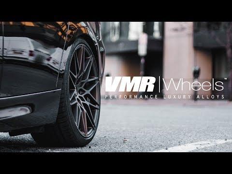 WHEELS ARE BACK!   VMR V801