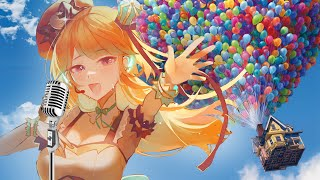 Kiara Takanashi sings 99 Luftballons