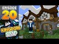 FINAL EPISODE + World Download!! Ep. 20 Minecraft PE Realms Survival Let's Play! (KingdomSMP)