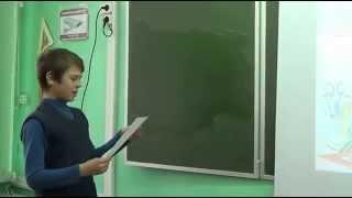 Видеофрагмент урока математики в 5 классе