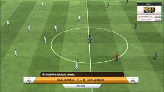 BorasLegend vs. Lukasinho FIFA13 SM-FINAL