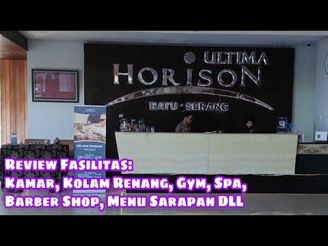 HORISON ULTIMA RATU Serang Banten | Review Semua Fasilitas Hotel
