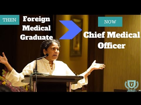 Abroad MBBS graduate  becomes Medical Officer in India | Yukti Belwal
