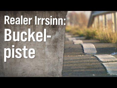 Realer Irrsinn: Buckelpiste in Husum | extra 3 | NDR