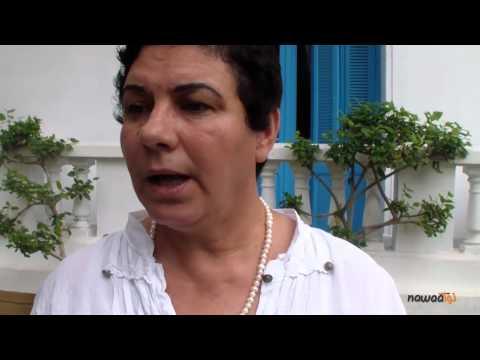 Nadia Jelassi, artiste tunisienne, poursuivi en justice pour trouble à l ordre public