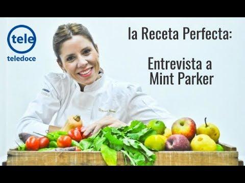Mint Parker en la Receta Perfecta Canal 12