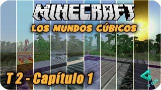 Minecraft - Los Mundos Cúbicos - T2 - Capitulo 1 - La Isla de los Condenados - 1080pHD