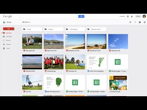 Meet the new Google Drive