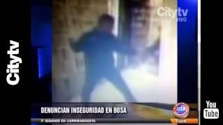Citytv: Denuncian Inseguridad en Bosa