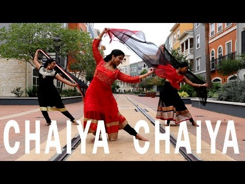 CHAIYA CHAIYA Remix || BollyFusion Workshop || Judy Panachakunnel Choreography