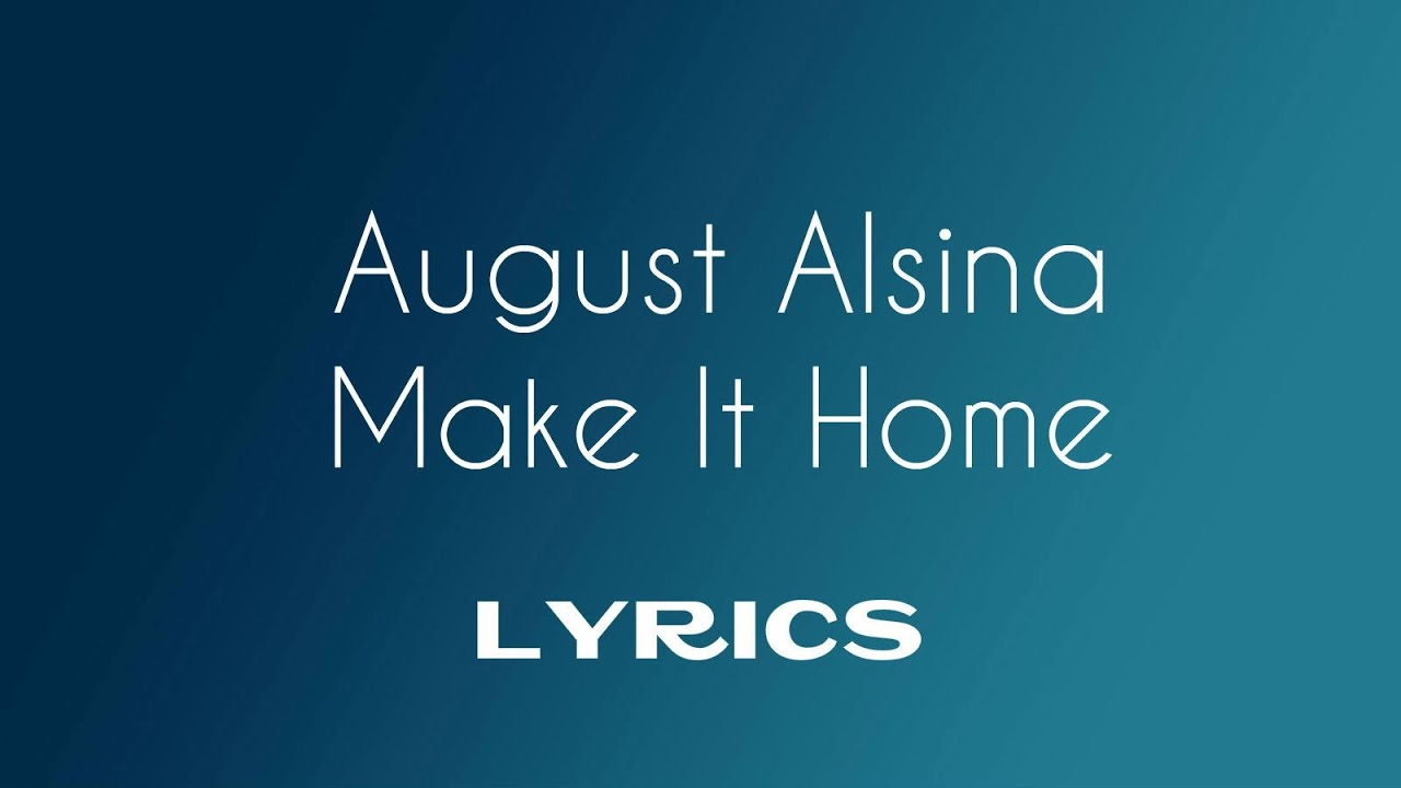 AUGUST - CLOCK'S STOP LYRICS - SongLyrics.com