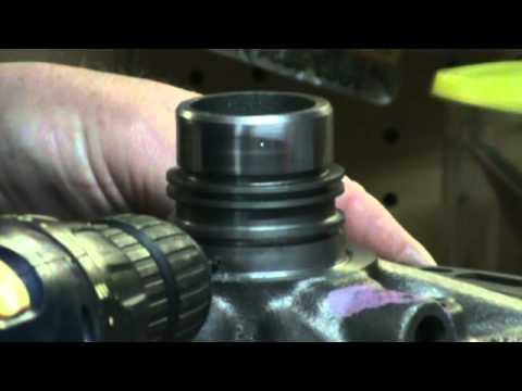 Powerglide Rebuild Pump Modifications Youtube