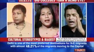 Mother India & Her Children from North East facing Discrimination, Racism ? - Times Now