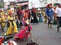 Kostum BEC UNIK Live Gebyar Pawai Budaya 2017 Siliragung Banyuwangi
