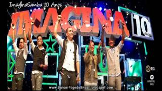 ImaginaSamba - Contramão ♪♫ ( DVD ImaginaSamba 10 Anos ) '2013'