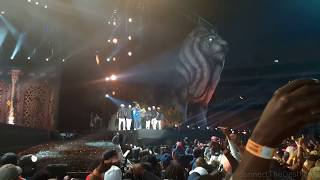 Fill Up FNB - Cassper Nyovest performs Tito Mboweni Closing Performance