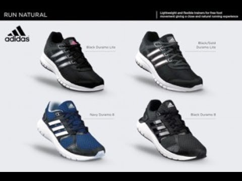 0b53fb586311 Unboxing Review sneakers Adidas Duramo 8 Series - YouTube
