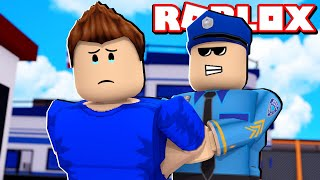 The STORY of the BOY WHO WAS ARRESTED BY MISTAKE in ROBLOX