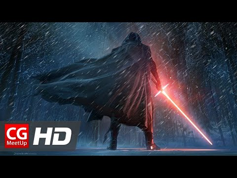 Star Wars: The Force Awakens Visual Development by ILM | CGMeetup