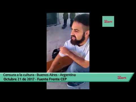 Censura a la cultura en Buenos Aires
