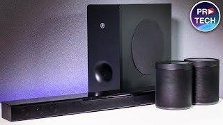 Умная аудиосистема для дома с AirPlay 2 (Apple одобряет). Обзор Yamaha YAS-408 MusicCast + WX-021