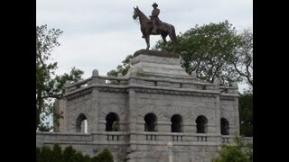 Ulysses S. Grant Statue In Lincoln Park Chicago