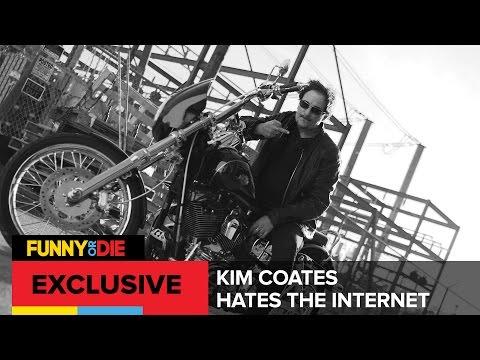 Kim Coates Hates the Internet