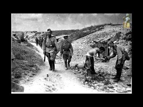 II მსოფლიო ომის უცნობი კადრები რომლებშიც მოხვდნენ ქართველი მეომრები