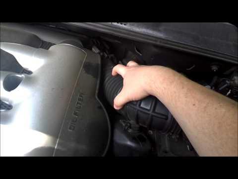 2006 Kia Sedona Fresh Air Intake