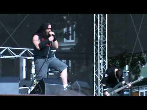 Ascraeus - Sadness Thru' Weakness (Live at Unirock Open Air Fest Istanbul, 11.09.11)