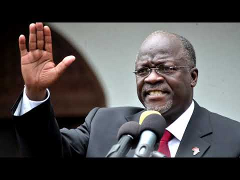 DR. MAGUFULI: Three Years of Delivery
