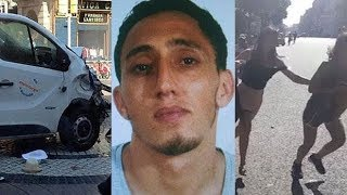 How the Barcelona and Cambrils terror attacks unfolded