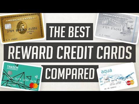 Best Airmile & Cashback Credit Cards Compared | UK