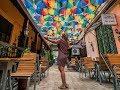 Romania Travel - Scenes in 4k DJI Mavic Pro Drone + Osmo