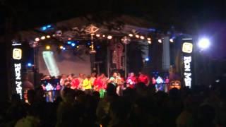 Tres Palabras - Binomio de Oro - En vivo - Bochalema