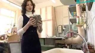Как реставрируют Агатовые комнаты