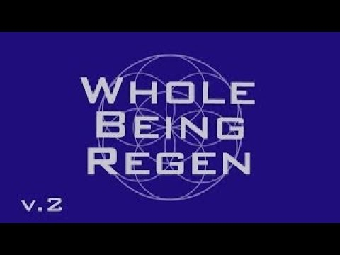 Whole Being Regeneration (v2) Full Body Healing 3.5 Hz & 7.83 Hz Monaural Beats
