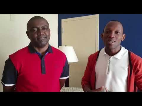 Lancement du CMP   Invitation du pasteur Ken Luamba et frère Chiqo KABASU