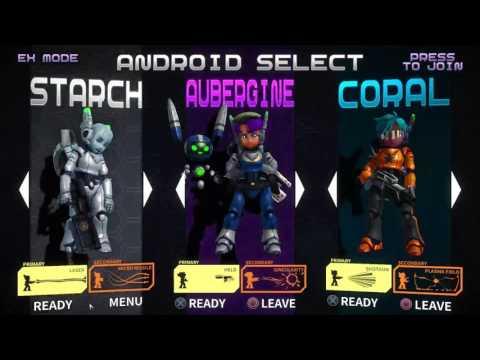"""""""MELAWAN RAJA"""" Assault Android Cactus 4"""