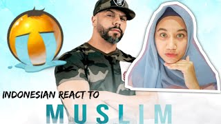 Muslim - Mama [Official Audio 2018] مسلم ـ ماما | INDONESIA REACTION