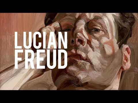 OFFICIAL TRAILER   Lucian Freud: A Self Portrait (2020)