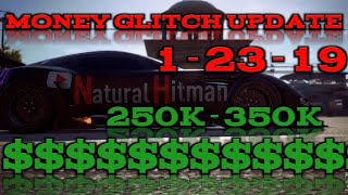 Money Glitch Still Working Need For Speed Payback 1-23-19