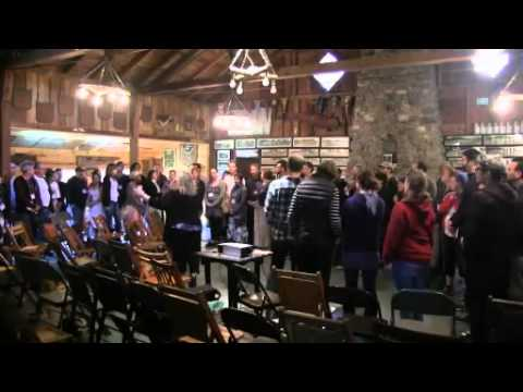 NET Gathering—Opening Remarks—Fayette, Maine—Aug 29, 2015