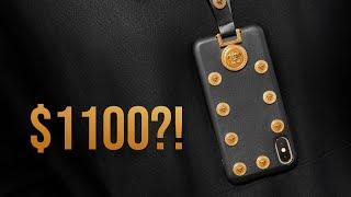 Versace's $1100 iPhone Case!